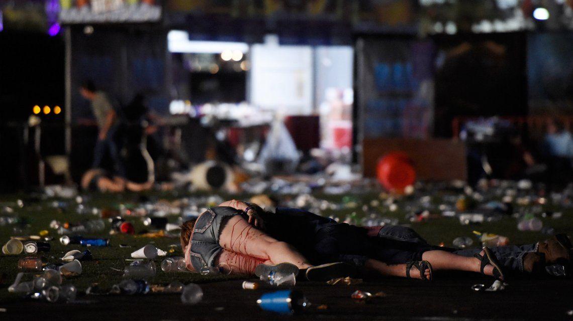 ISIS se adjudicó el tiroteo en Las Vegas que causó 50 muertos