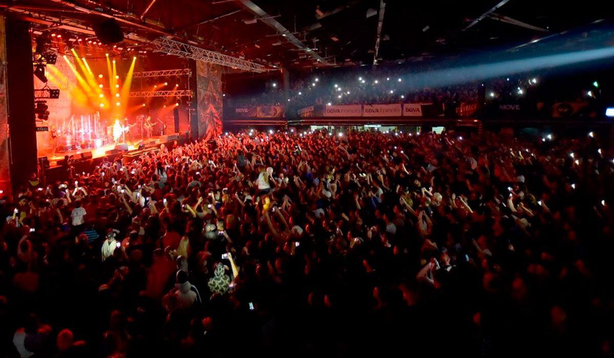 En diciembre, se vienen tres fechas increíbles del Rock N Chop en Obras