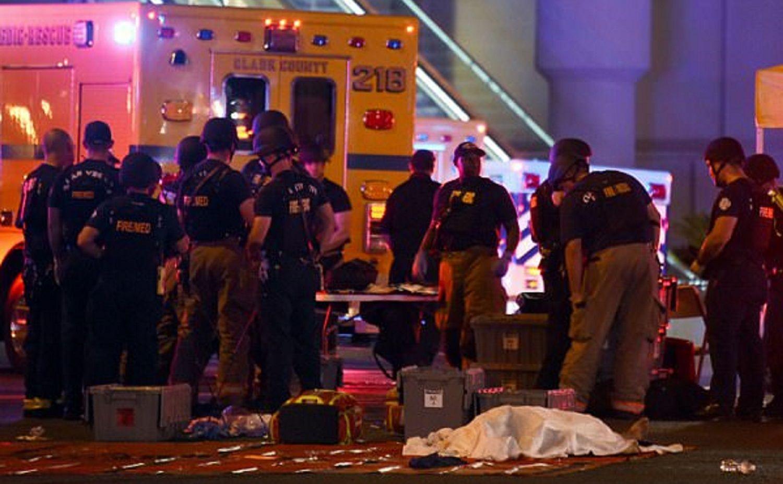 El Estado Islámico se atribuyó la masacre en Las Vegas