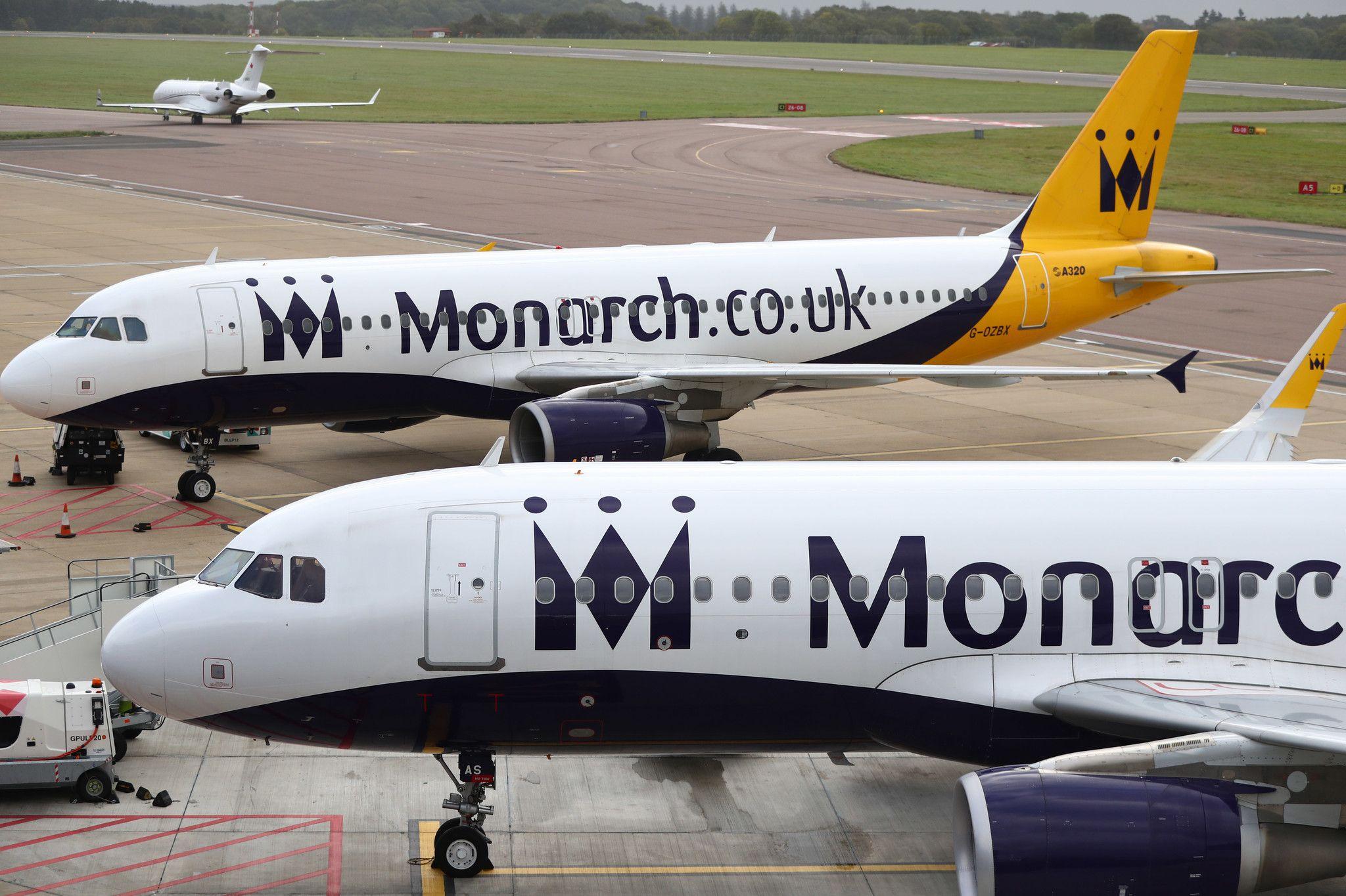 Monarch dejó varadas a más de 110 mil personas