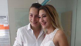 Mariana Gómez y Rocío Girat