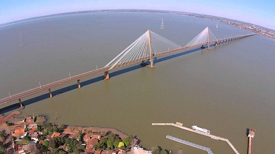 Puente San Roque González de Santa Cruz.