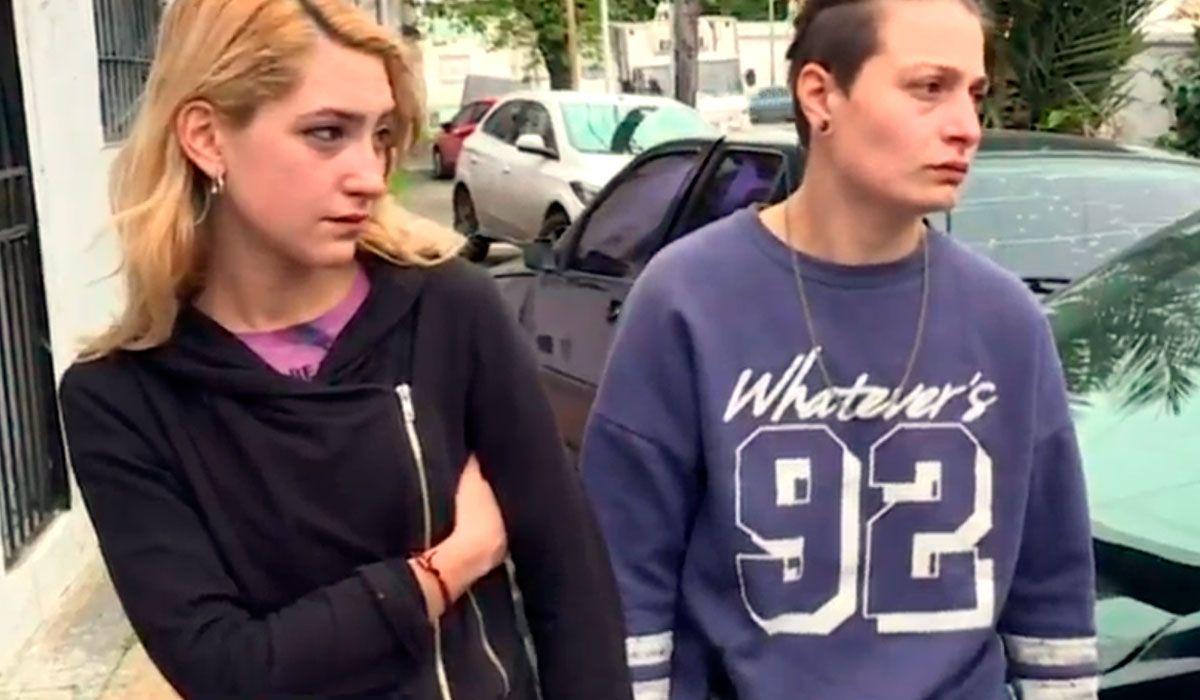 Rocío y Mariana fueron agredidas en la estación de Constitución del subte C
