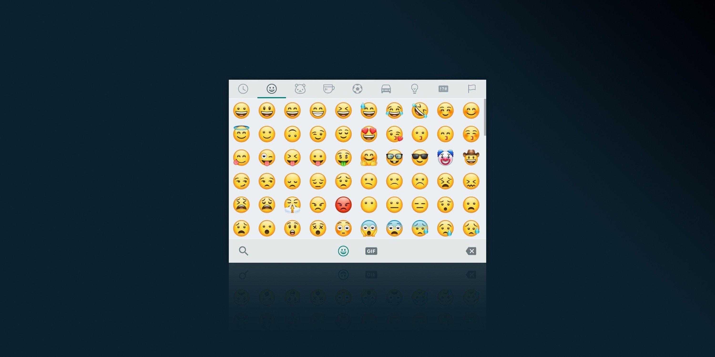 Mirá los nuevos emojis de WhatsApp