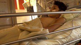 Fernando Almeida esperando un corazón que le salve la vida
