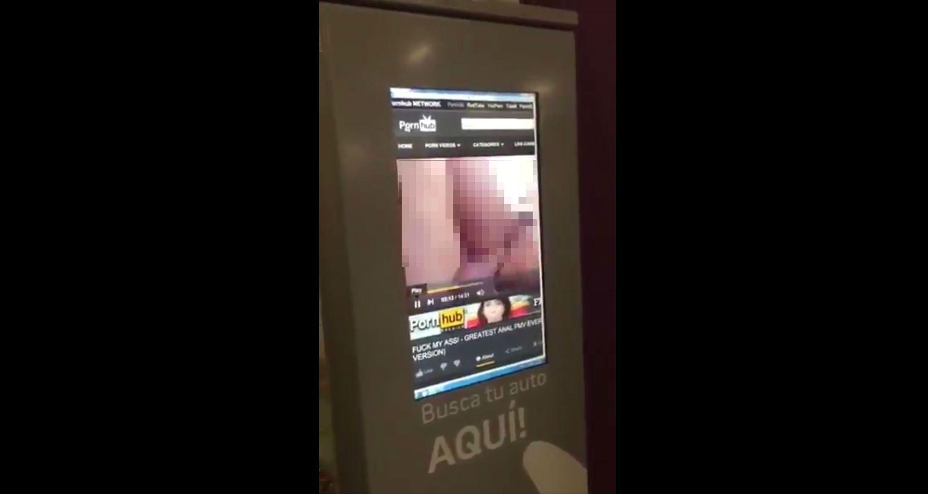 El video no tardó en viralizarse