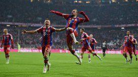 Ribéry pagó 40 mil euros para que su hermano juegue en un equipo profesional