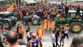 Vamos a declarar la independencia de Cataluña en cuestión de días