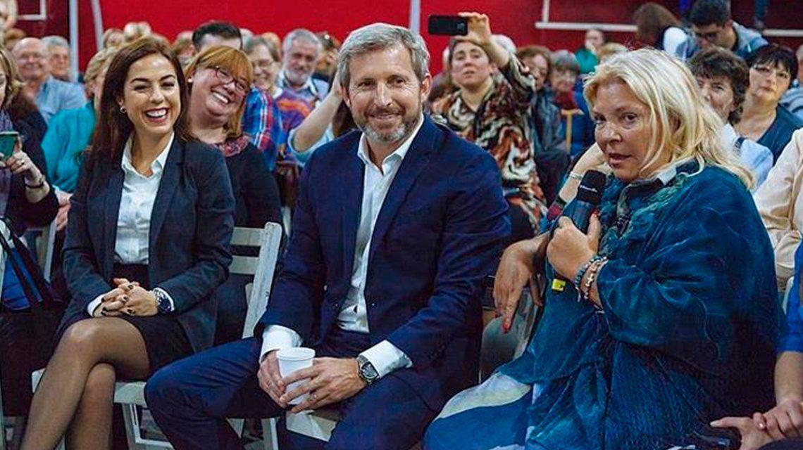 Candidata atrincherada: Cambiemos pidió su renuncia, pero ella se negó