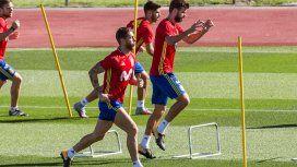Sergio Ramos, junto a Pique...¿compañeros y enemigos?