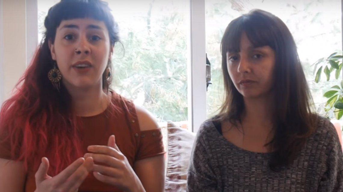 Belén y Marái Pía se unieron para denunciar a su abusador