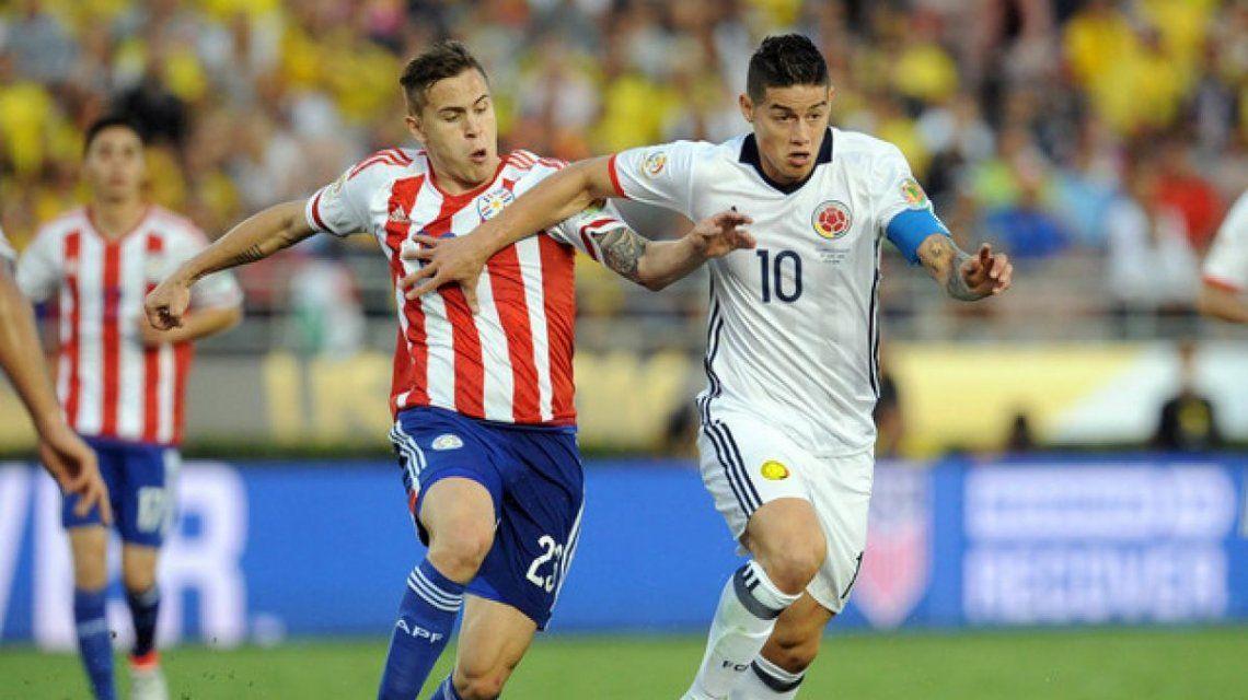 James Rodríguez es la estrella de Colombia que va por un nuevo Mundial
