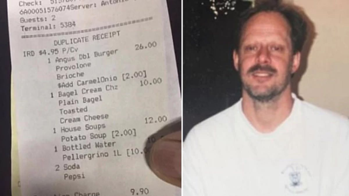 Un ticket podría darle un giro a la investigación por el atentado en Las Vegas