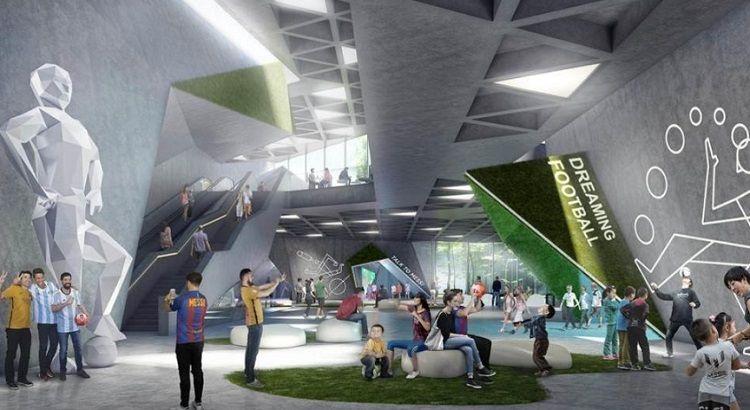 Cada día más grande: Lionel Messi tendrá su propio parque temático
