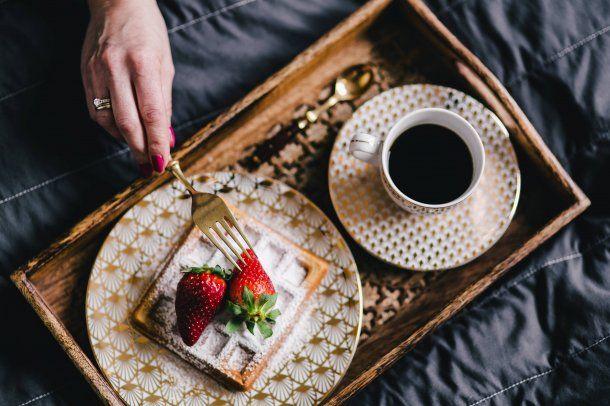 Café, té, mate, todo sirve para empezar bien el día y mantener la salud