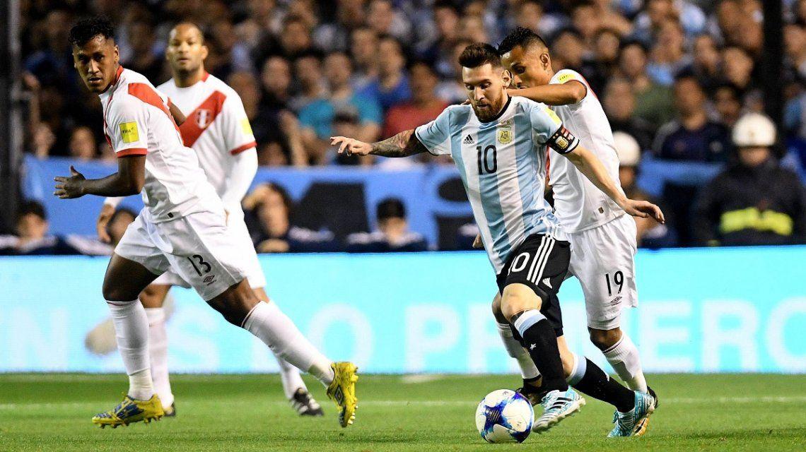 ¿Cuántos millones se perderían si la Argentina de Messi no va a Rusia 2018?