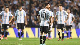 La arenga de Messi antes de la clasificación al Mundial 2018