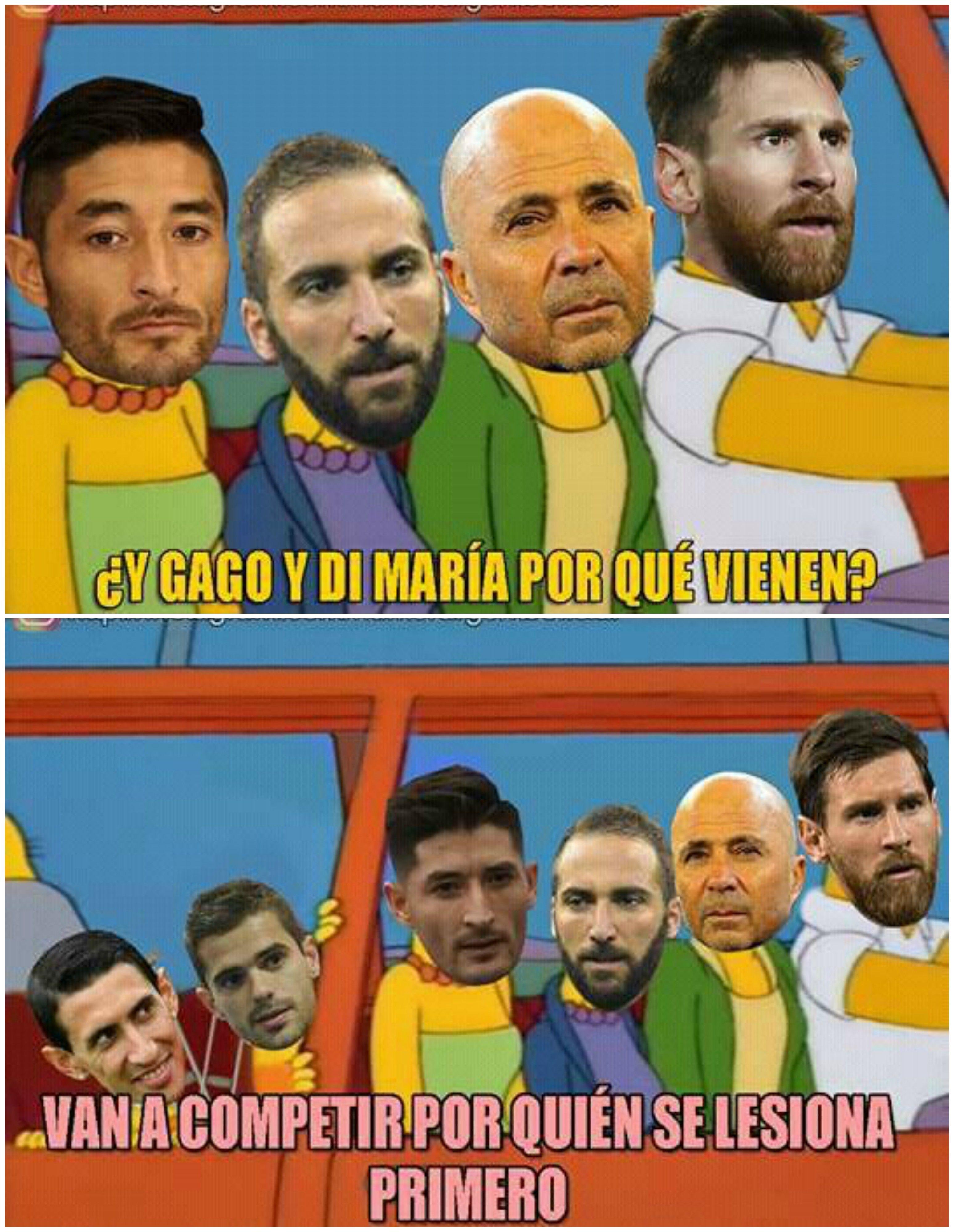 Los más crueles memes sobre la lesión de Fernando Gago
