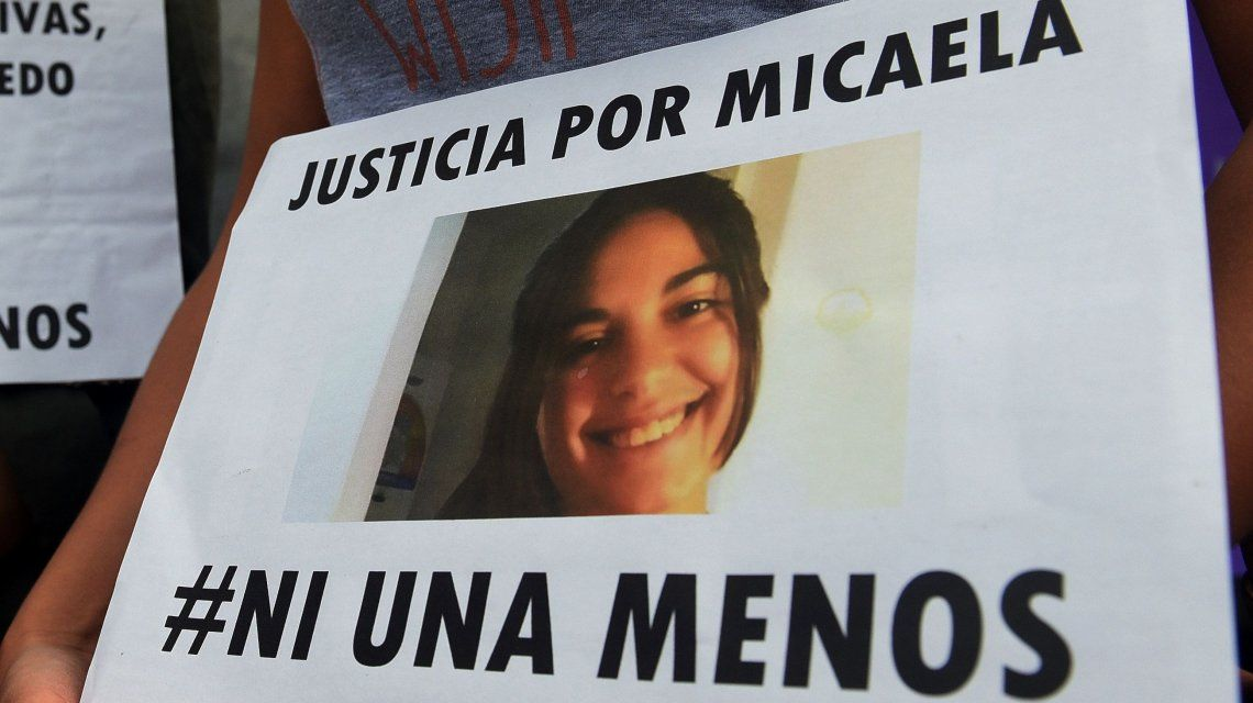 Jornada definitoria en el juicio por el crimen de Micaela García: hoy se leen los alegatos
