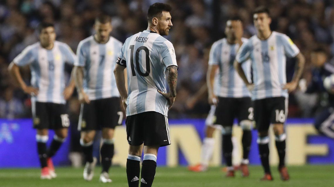 Selección Argentina: ¿esta es la nueva camiseta para 2018?