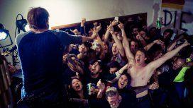 La locura de Die Toten Hosen en Argentina: tocaron en la casa de un fanático