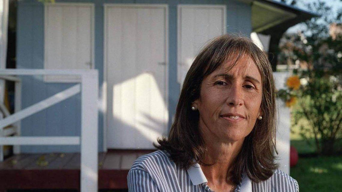 María Marta García Belsunce falleció el 27 de octubre de 2002
