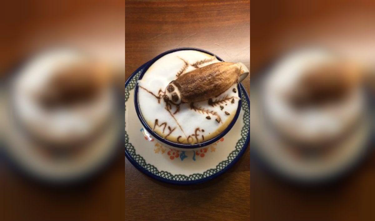 Arte en café para los estómagos más versátiles