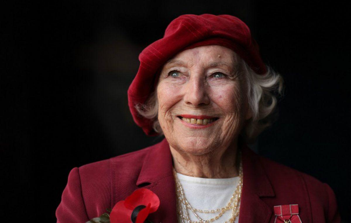 La Dama de la música: Vera Lynn copó el ranking de nuevo en 2017