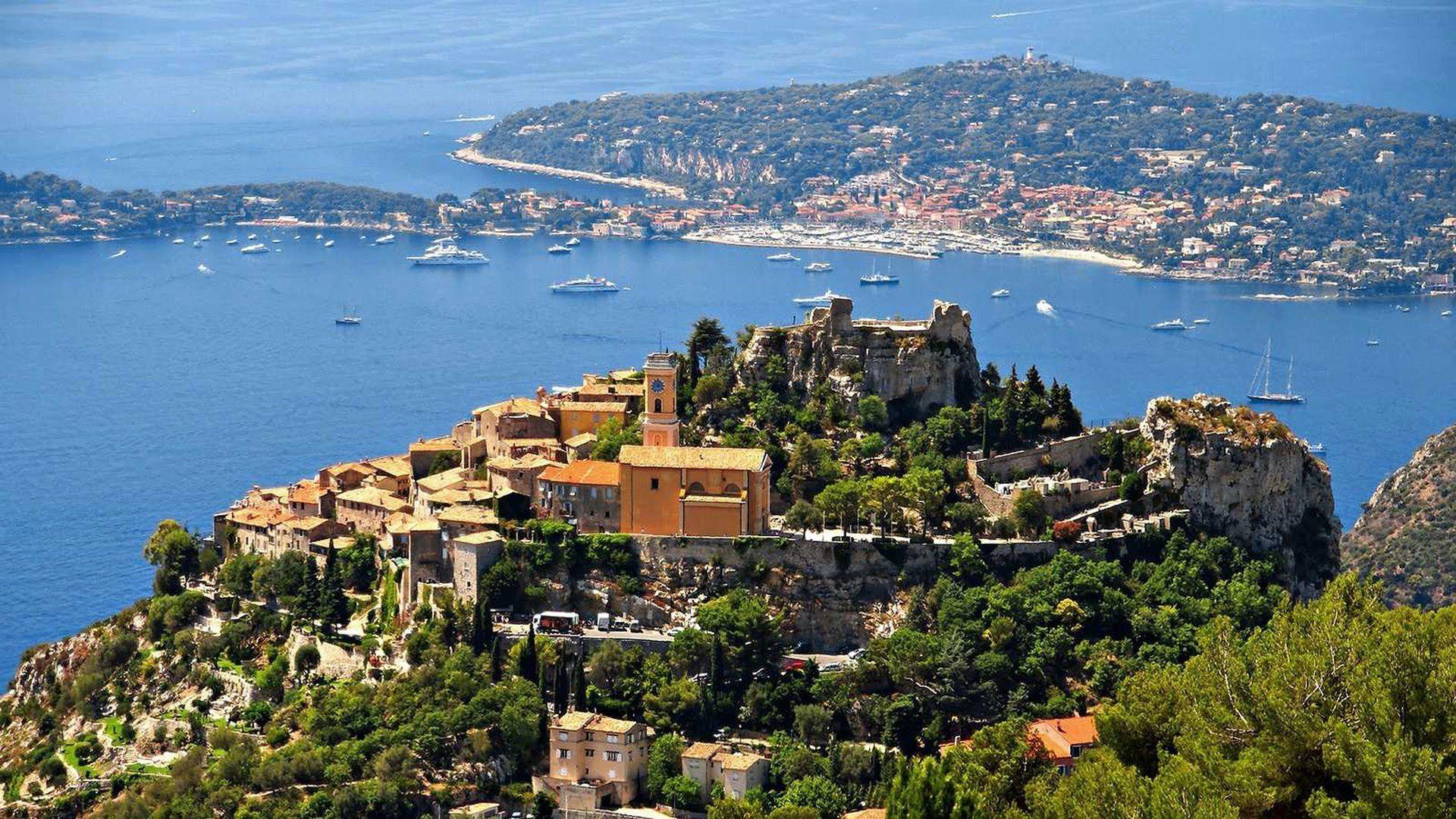 Èze, el pueblo medieval escondido en la mágica Costa Azul francesa