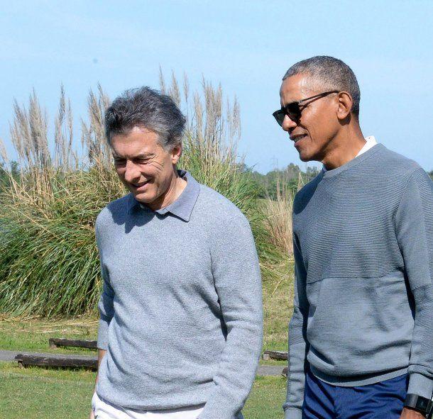 Obama realizó dos Conferencias en el país
