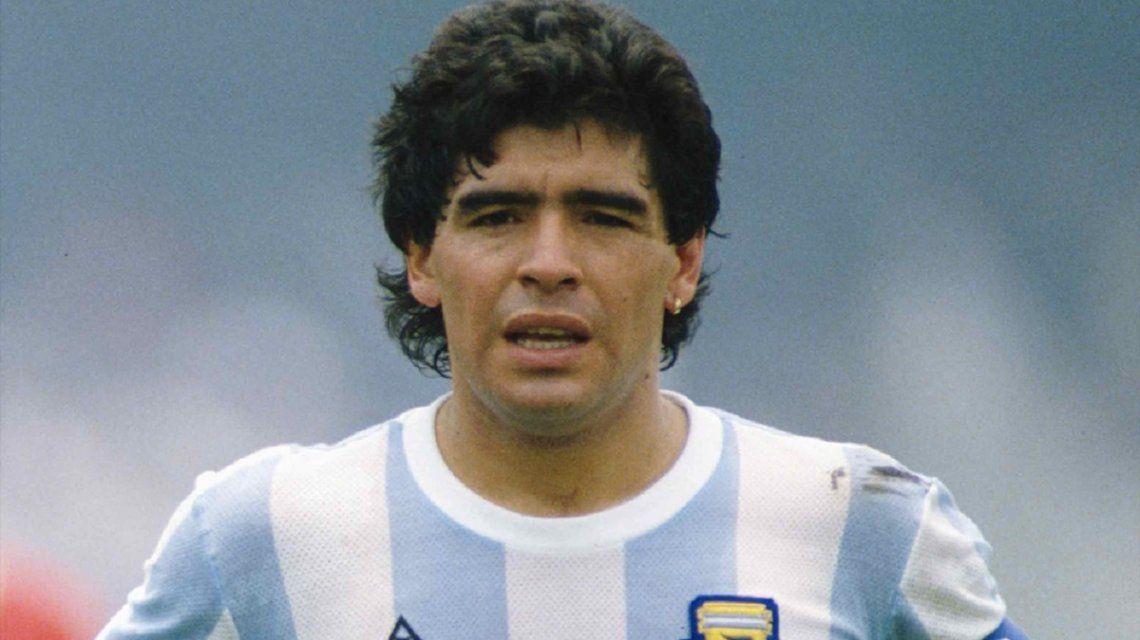 ¿Palo de Diego Maradona para la Selección argentina?