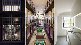 Conocé a éstos siete hoteles que antes fueron cárceles