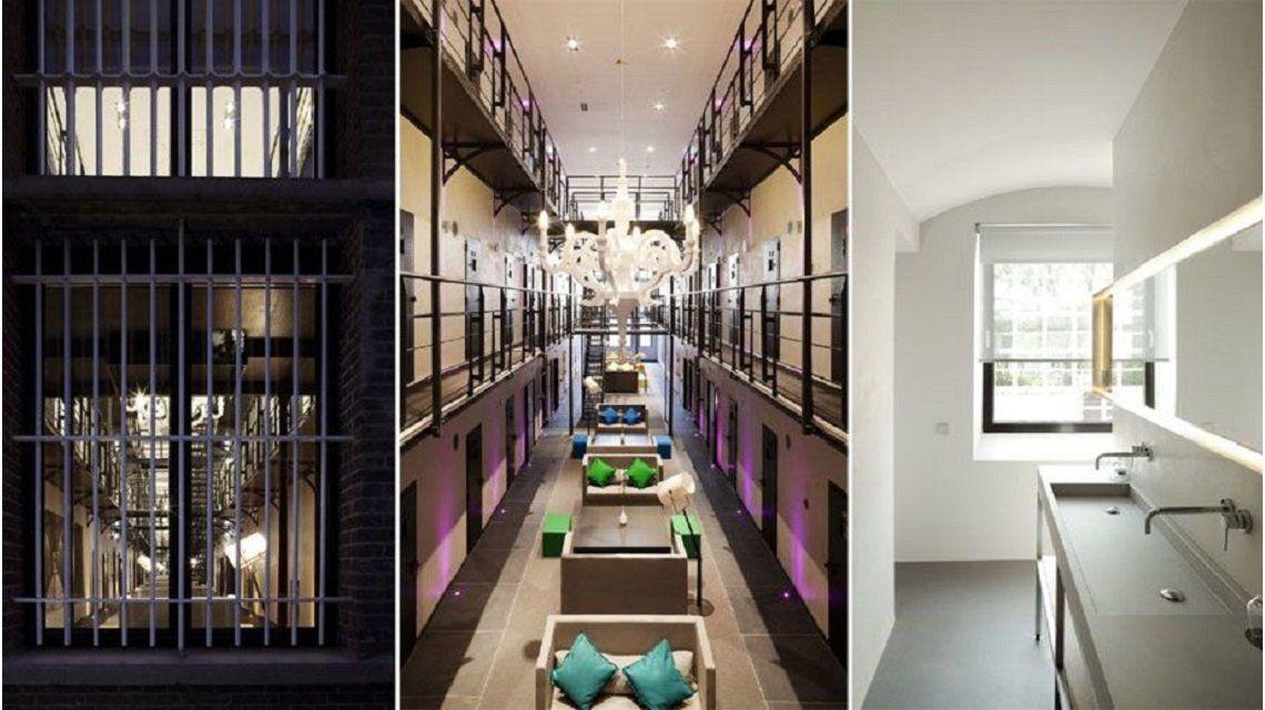 Conocé éstos 7 hoteles que fueron cárceles
