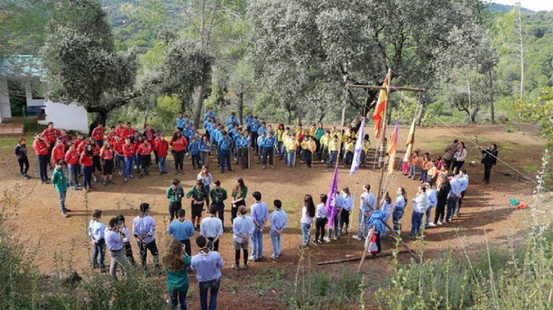 Boy scouts - Imágen ilustrativa - Crédito: lmneuquen.com