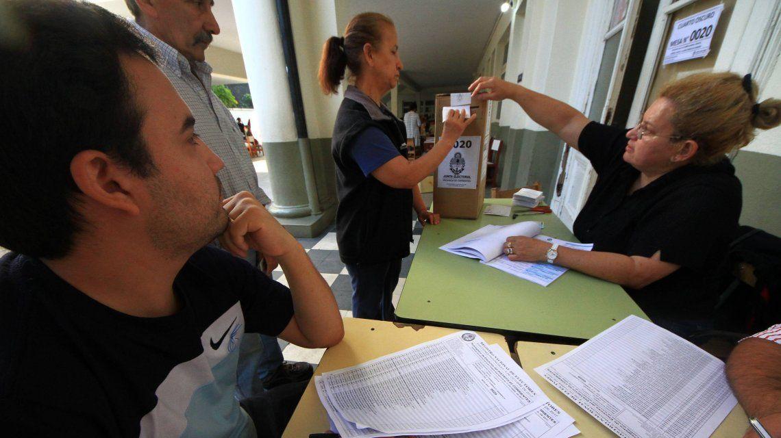 Con un 75% de participación, cerraron los comicios en Corrientes