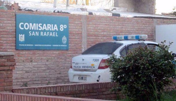 Comisaría donde quedó detenido el agresor