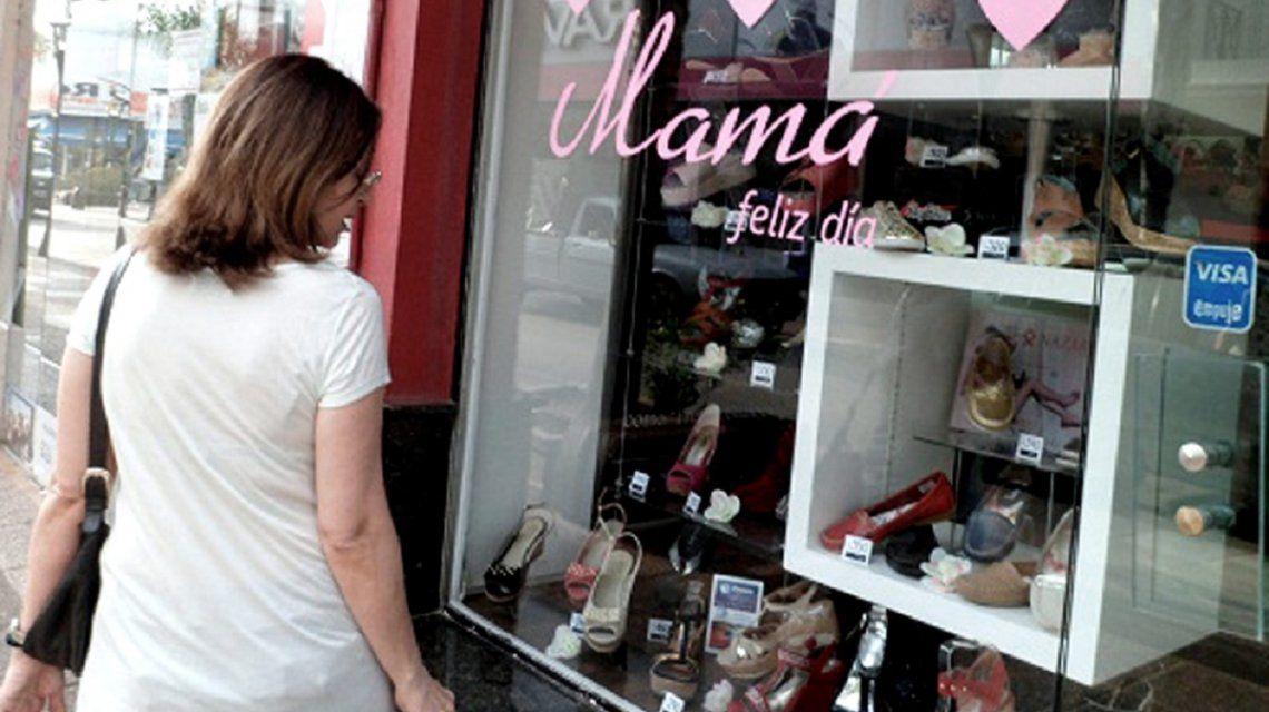 Así se reparten las ventas para el Día de la Madre