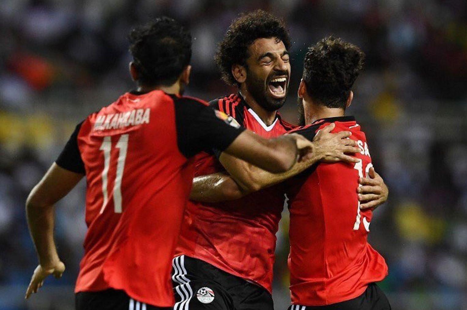 Egipto está en el Mundial