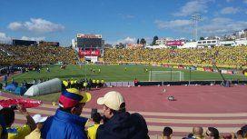 El Estadio Olímpico Atahualpa