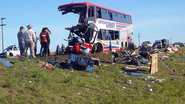 La tragedia ocurrió el 8 de octubre de 2006 en el kilómetro 689 de la ruta nacional 11