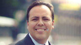 Edgar Portillo, candidato a presidente de México
