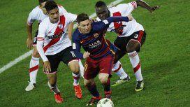 En 2015, River cayó sin atenuantes en la final ante el Barcelona de Messi
