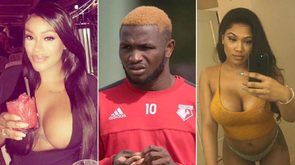Prostitutas y alcohol: arrestan un jugador de la Premier League en un hotel