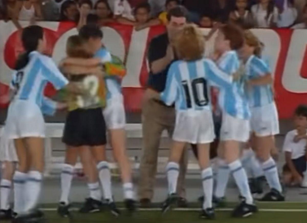 Jueguen como los Cebollitas: el día que Argentina ganó una final en Ecuador