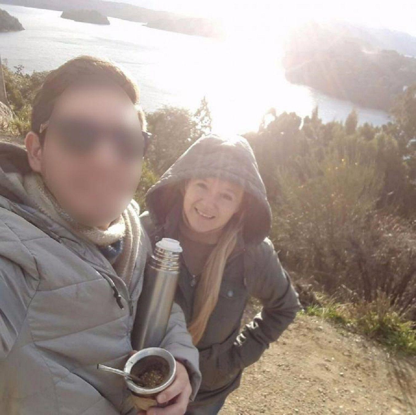 El novio deJésica fue detenido sospechado de participar en el homicidio. Gentileza deLT10