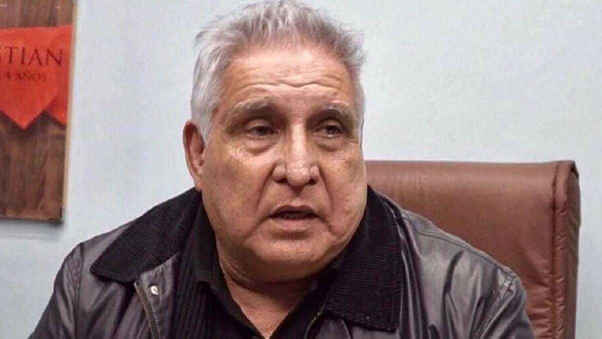 Medina fue detenido el mes pasado por asociación ilícita