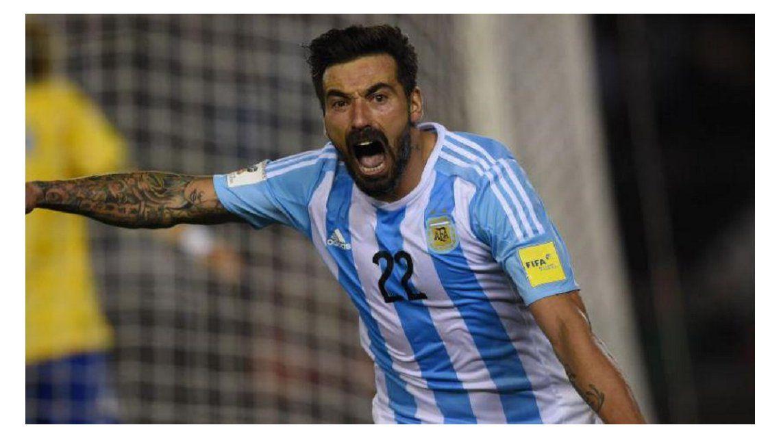 El mensaje de apoyo del Pocho Lavezzi para sus ex compañeros de la Selección argentina