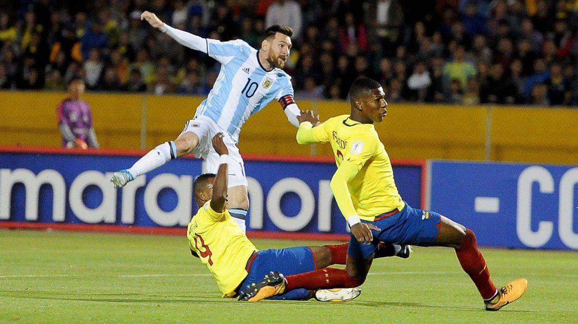 Messi y otro récord: ya es el máximo goleador histórico de las Eliminatorias
