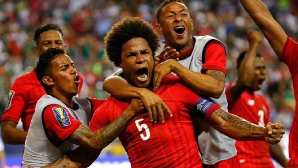 El festejo de Panamá que entra al Mundial con un gol que no fue
