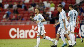 La insólita cábala del Papu Gómez para meter a Argentina en el Mundial